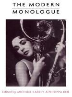 The Modern Monologue: Women - Michael Earley, Philippa Keil