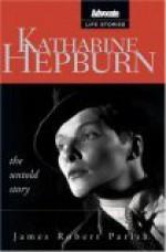 Katharine Hepburn: The Untold Story - James Robert Parish