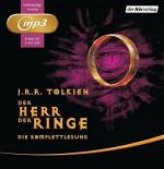 Der Herr der Ringe. Die Komplettlesung: mp3 - J.R.R. Tolkien, Achim Höppner, Gert Heidenreich, Wolfgang Krege