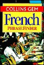 Collins French Phrase Finder - HarperCollins