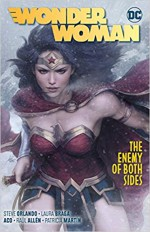 Wonder Woman Vol. 9: The Enemy of Both Sides - Raul Allen, Steve Orlando, ACO
