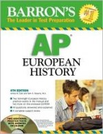 Barron's AP European History 2008 with CD-ROM (Barron's AP European History (W/CD)) - James M. Eder, Seth A. Roberts