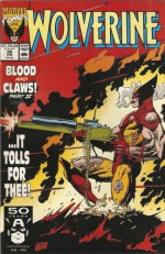 Wolverine #36 (Blood and Claws Part II) - Larry Hama, Marc Silvestri