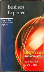 Business Explorer 1 Audio Cassette - Gareth Knight, Mark O'Neil