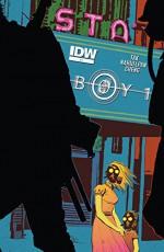 BOY-1 #3 (of 4) - H. Tak, Amancay Nahuelpan, Brent McKee
