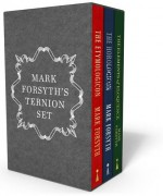 Mark Forsyth's Ternion Set: A Beautiful Box Set Containing the Etymologicon, the Horologicon and the Elements of Eloquence in Hardback - Mark Forsyth