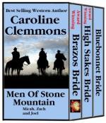 Men of Stone Mountain - Caroline Clemmons