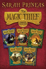 The Magic Thief Complete Collection: The Magic Thief, Lost, Found, A Proper Wizard, Home - Sarah Prineas