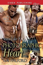Photographic Heart (Itayu Lake #8) - A.M. Halford