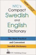 Ntc's Compact Swedish And English Dictionary - Passport Books