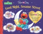 Record a Story Good Night Sesame Street - Publications International Ltd., Tom Brannan
