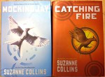Hunger Games Book 2 and Book 3 : Catching Fire / Mockingjay (2 Book Set) - Suzanne Collins