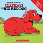 Clifford the Big Red Dog (French Edition) - Norman Bridwell, Emna Belgasmi