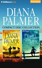 Diana Palmer CD Collection: Fearless, Heartless - Diana Palmer, Phil Gigante