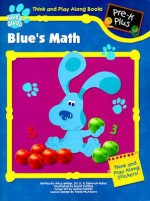 Blue's Math [With Self Adhesive] - Landoll Inc.