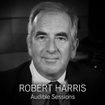 Audible Sessions - Robert Harris, Robin Morgan
