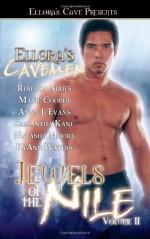 Jewels of the Nile II - Anna J. Evans, Rebecca Airies, Samantha Kane, Natasha Moore, KyAnn Waters, Maxie Cooper