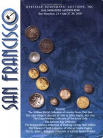 Heritage Numismatic ANA Signature Auction #382 - Mark Van Winkle