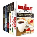 Everyday Recipes Box Set (6 in 1): Over 100 Recipes for Breakfast, Lunch, and Dinner to Try Every Day (Every Day Recipes & Dump Dinner) - Midred Hopkins, Kathy Heron, Carmen Haynes, Jessica Meyer, Megan Beck