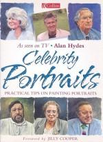Alan Hydes' Celebrity Portraits - Alan Hydes, Jilly Cooper