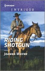 Riding Shotgun (The Kavanaughs) - Joanna Wayne