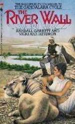 The River Wall - Randall Garrett, Vicki Ann Heydron