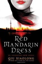 Red Mandarin Dress - Qiu Xiaolong