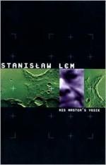 His Master's Voice - Stanisław Lem, Michael Kandel