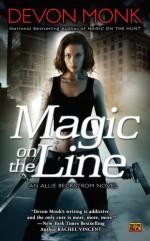 Magic on the Line - Devon Monk