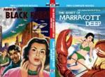 Secret Of Marracott Deep & Pawn Of The Black Fleet - Henry Slesar, Mark Clifton