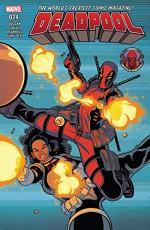 Deadpool (2015-) #24 - Gerry Duggan, Matteo Lolli, Tradd Moore