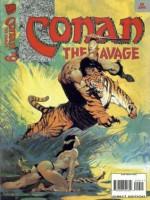 Conan the Savage, Vol.1 (Conan the Savage #9) - Chuck Dixon, Enrique Alcatena, Bob Sharen, Enrique Villagrán, Paul Becton