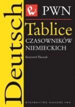 Tablice czasowników niemieckich - Krzysztof Tkaczyk