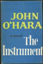 The Instrument - John O'Hara
