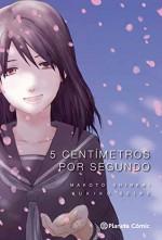 5 cm por segundo - Makoto Shinkai