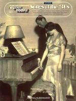 Songs of the '30s: E-Z Play Today Volume 40 - Thomas Da Lloyd