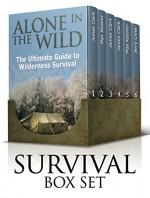 Survival Box Set: 48 Outstanding Prepper Hacks. 25 Survival Strategies that Will Save Your Life. 13 Survival Tips to Survive a Financial Disaster (Survival Gear, Survivalist, Survival Tips) - James Clark, Max Kessler, Jerry Cline