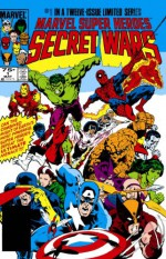 Secret Wars - Mike Zeck, Bob Layton, Jim Shooter