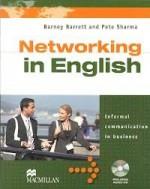 Networking in English - Barney Barrett, Pete Sharma
