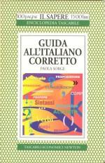 Guida all'italiano corretto - Paola Sorge