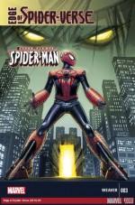 Edge of Spider-Verse #3 - Dustin Weaver