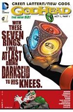 Green Lantern/New Gods: Godhead (2014-) #1 - Justin Jordan, Van Jensen, Ethan Van Sciver, Pete Woods, Goran Sudzuka
