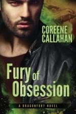 Fury of Obsession (Dragonfury Series) - Coreene Callahan