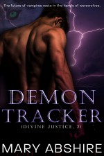 Demon Tracker (Divine Justice, 2) - Mary Abshire