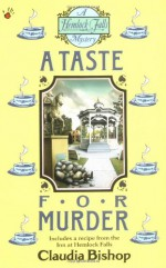 A Taste for Murder - Claudia Bishop