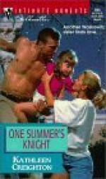 One Summer's Knight (The Sisters Waskowitz, #3) - Kathleen Creighton