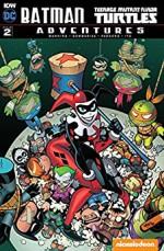 Batman/Teenage Mutant Ninja Turtles Adventures #2 (of 6) - Matthew Manning, Jon Sommariva