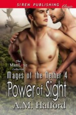 Power of Sight - A.M. Halford
