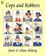 Cops and Robbers (Picture Puffin) - Janet Ahlberg, Allan Ahlberg