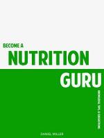 Become A Nutrition Guru - Dan Miller